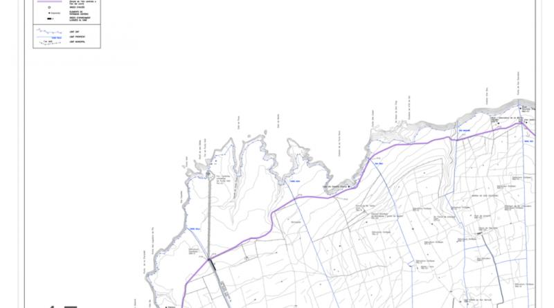 Tram 15 - Punta Nati - Camí de Cavalls de Menorca