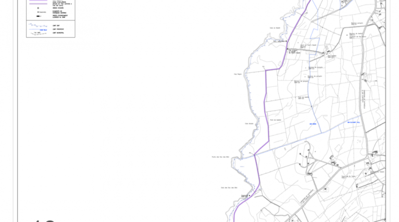 Tram 19 - Son Morro - Camí de Cavalls de Menorca