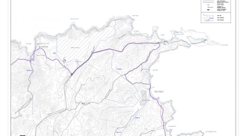 Tram 5 - Favaritx - Camí de Cavalls de Menorca