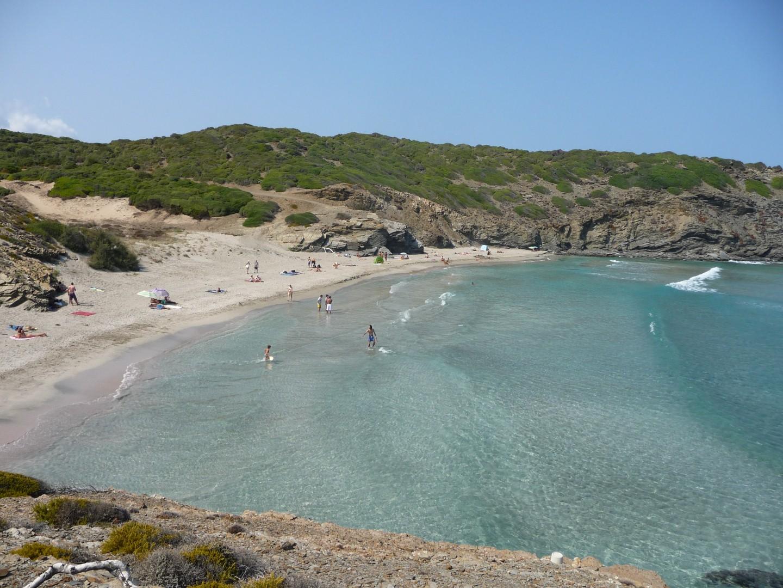 Cala Presili Capifort Menorca Diferente