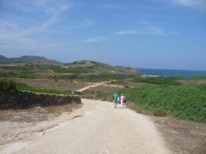 Camino hacia binimela - Antes de Pregonda