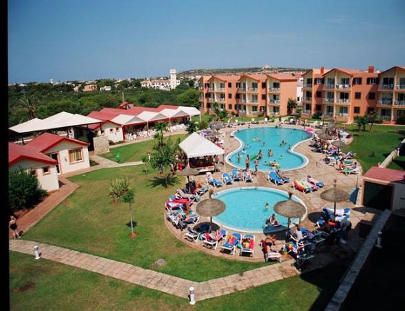 apartamentos Menorca ciudadela