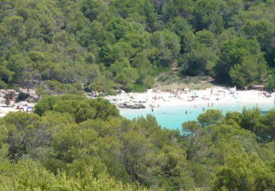 Cala en Turqueta Beach