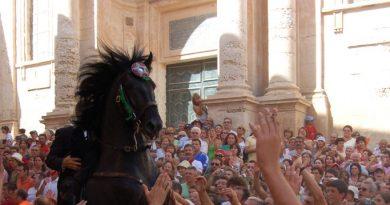 Fiestas Patronales de Menorca del 2017
