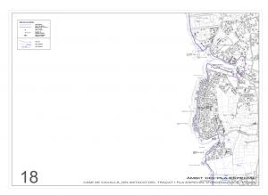 Tram 18 - Santandria - Camí de Cavalls de Menorca