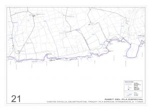 Tram 21 - Son Saura - Camí de Cavalls de Menorca