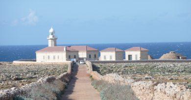 LightHouses of Menorca