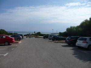 Parking de Son Xoriguer
