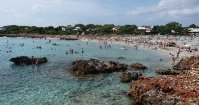 Beach of Son Xoriguer