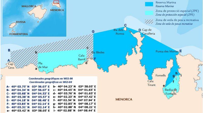 Reserva Marina del Norte de Menorca
