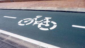 Carril bici menorca - Sa farola