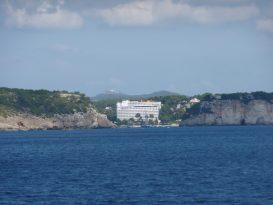 Kayak-Menorca - Cala Galdana