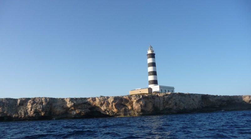 Faro de l'Illa de l'Aire - P1110600