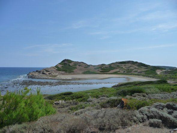 Playa de Ses Mamaes Primes