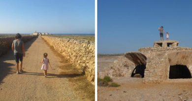 Viajar a Menorca… ¡con Niños!