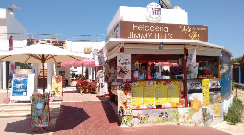 Creperia Heladeria Jimmy Hills Calan Blanes