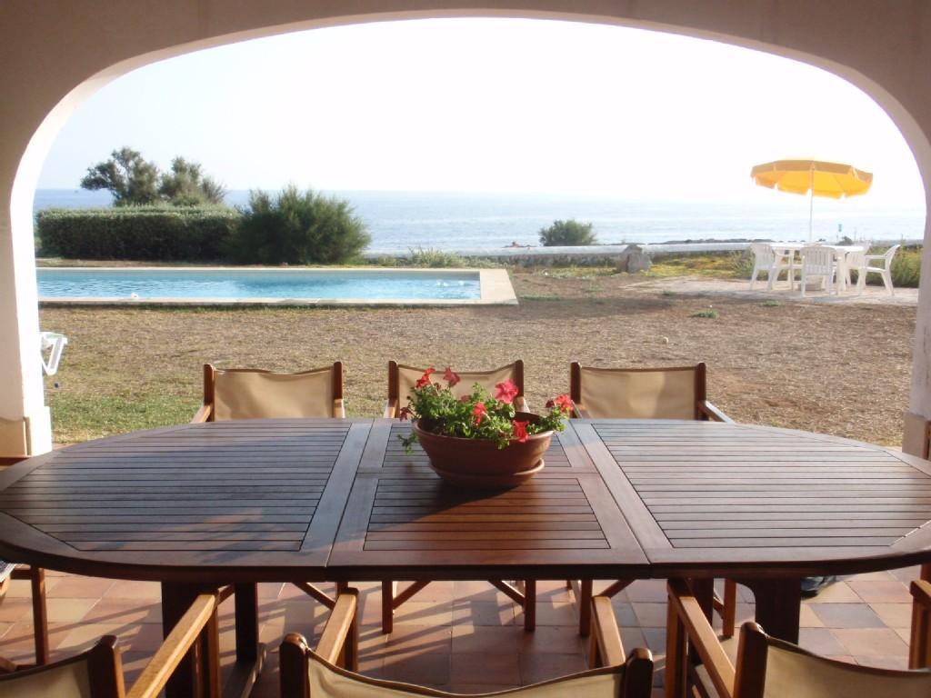 apartamento menorca vistas al mar