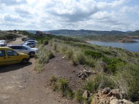 Parking Calitas de Binimela